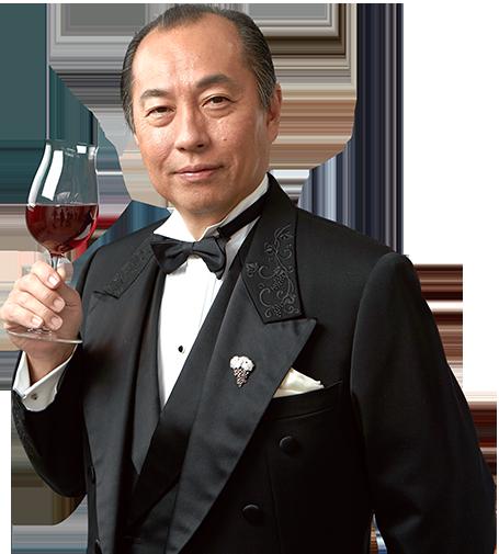 田崎真也と愉しむ和食とワイン|...