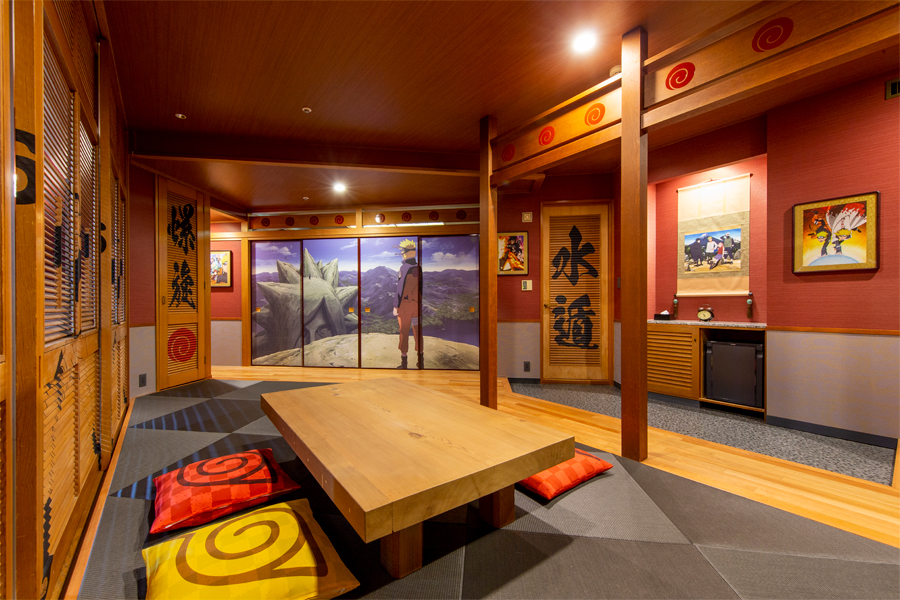 Naruto Room room Type guest Room  Official Website