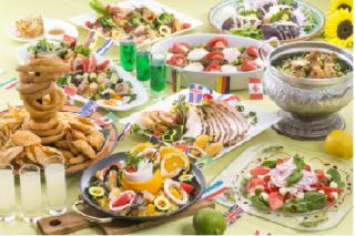 WORLD SUMMER DINING